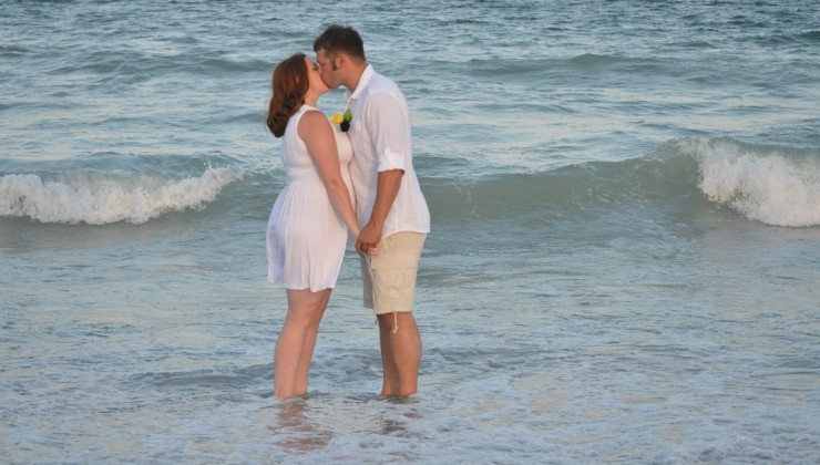 Vow Renewal - Ocean Lakes Campground